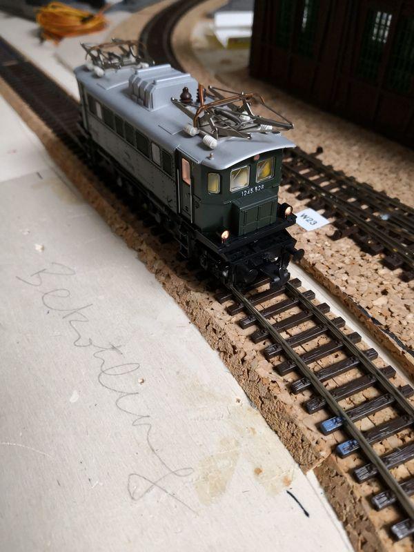 Modelleisenbahn H0 Gleichstrom