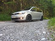 VW touran Familien Auto