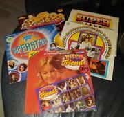 5 x VinylLp s Schallplatten19781976198019861976