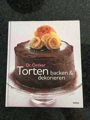 Buch Torten dekorieren NEU