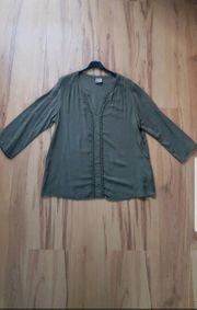 Khaki Bluse Vero Moda in