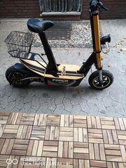 FORCA BOSSMANN-S Elektro-Scooter mit 18