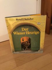 Buch Der Wiener Heurige WIE