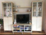 Ikea Magiker - Wohnzimmer Schrankwand - TV