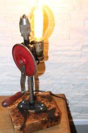 Deko- Unikat Lampe