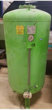 Wasserdruckausgleichstank 600L Membrane 10 bar