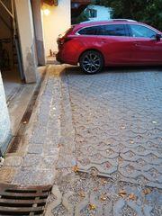 Sanierung Hof- und Garagenzufahrt