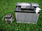 Suche kostenlose Fahrzeugbatterie alt oder