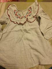 Das Mädchenkleid von H M