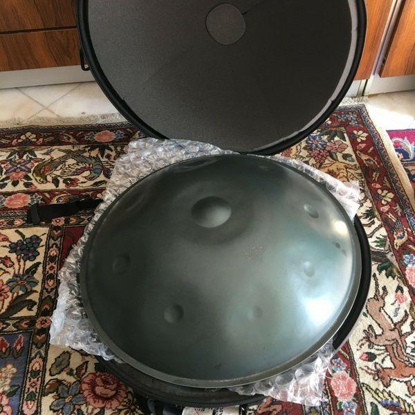 Handpan Drum Iskra Symphonic Steel