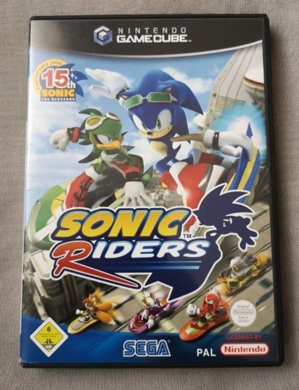 Sonic Riders 2006 - Nintendo Gamecube