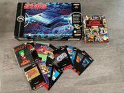 SNES Super Nintendo Konsole 11