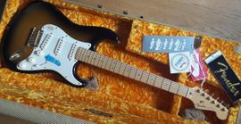 2004 Fender 50th Anniversary American Deluxe 1954 Reissue Stratocaster Limited Edition