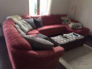 Verschenke Eck-Sofa in U-Form