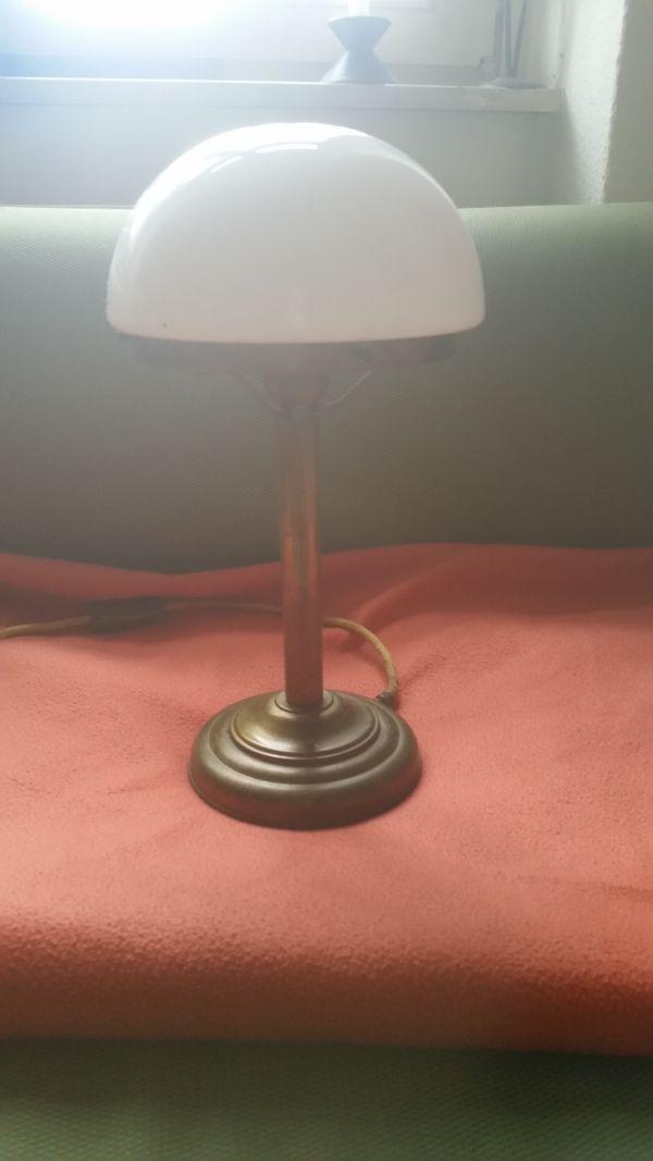 antik sieger lampe