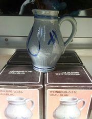 Weinkrüge Bembel 0 35 Liter