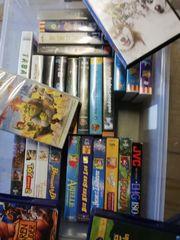 VHS Kindervideos