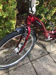 Herren Fahrrad Faltrad oder Damen