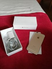 I Phone 128 GB Gold -