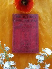 Rarität altes Buch JG 1913