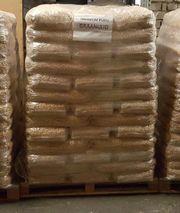 Verkauf von Holzpellets und Holzprodukten