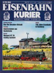 Eisenbahn Kurier-Modell und Vorbild 5
