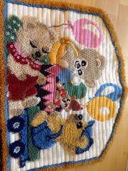 Wandbehang für Kinderzimmer handgearbeitet