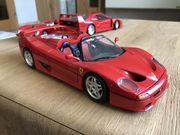 Burago Ferrari F50 1 18