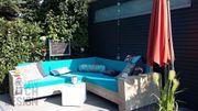 Bauholz Lounge Ecksofa Berlin