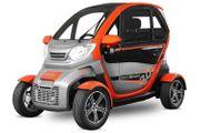 E-Auto Elektroauto E-Scooter Elektro Fahrzeug