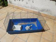 Kleintierkäfig 100x50 cm