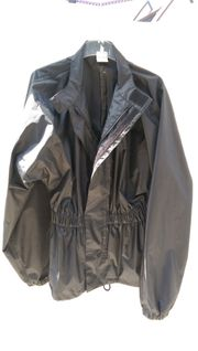 Motorrad Regen- oder Windjacke von