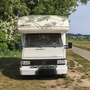 Ducato Wohnmobil fast Oldtimer nur