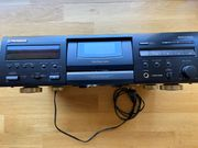 PIONEER Stereo - Cassettendeck CT-S550 S