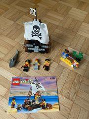 Lego Piratenkonvolut Setnummern 6237 6261
