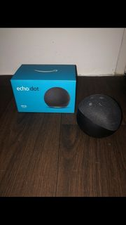 Alexa Echo Dot Serie 4