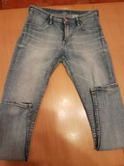 Jeans Gr 158