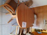 Esstisch mit 5 Stühle zu