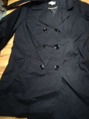 Übergangsjacke schwarz