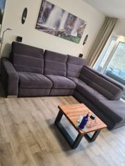Schaffrath Wohnlandschaft Sofa Ecksofa Couch