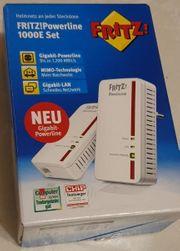 Fritz Powerline Adapter 1000e Set
