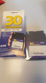 Onstream 30gb ADR Data Cartridge