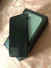 IPhone 11Pro 64GB Nightgreen