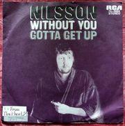 Vinyl Single - Without you von