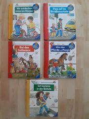 5 Bücher top erhalten WIESO