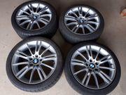 BMW Alu Komplett Sommerräder 18