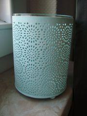 Windlicht Vase Utensilo Türkis Mintgrün