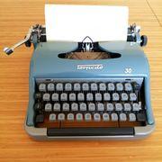 Retro Schreibmaschine TORPEDO 30 von