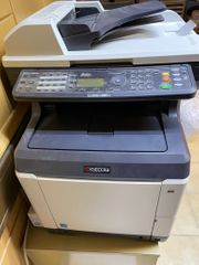 Multifunktionsgerät Drucker Scanner Fax Kopierer