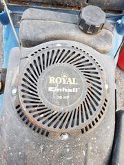 Rasenmähr Royal Einhell